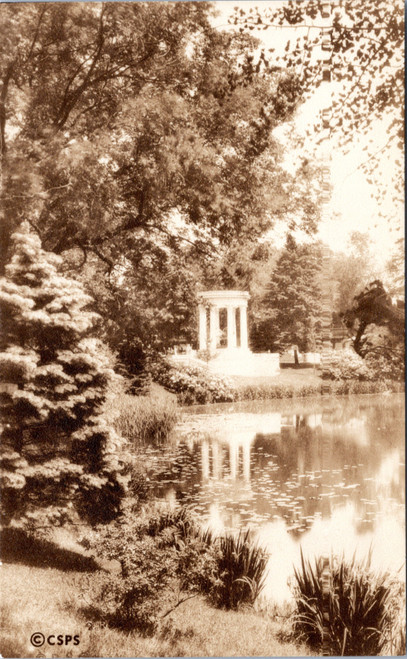 Mary Eddy Baker Memorial, Cambridge, Mass. (26-15-748)