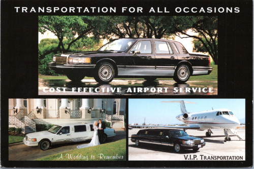 advertising limo service
