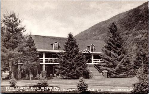 Elks Club Renovo