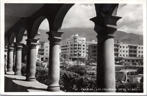 The Columns of Silence, Caracas