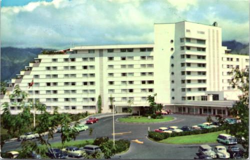 Hotel Tamanaco, Carcas, Venezuela