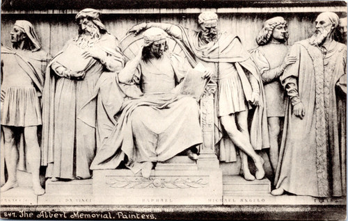 The Albert Memorial Painters