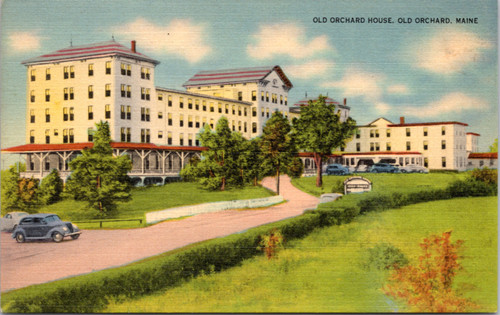 Old Orchard House Maine