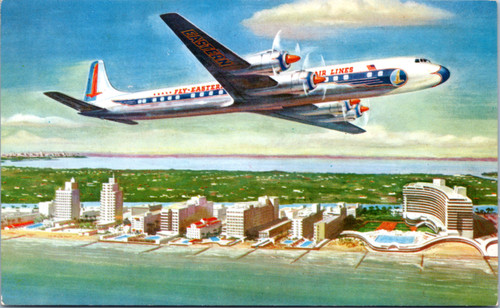 Eastern Airlines Golden Falcon