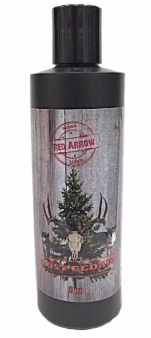 Red Arrow Scents Lost Cedar 8 oz