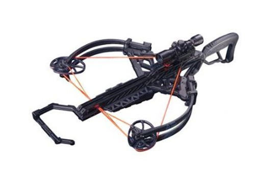 Bear X Bruzer Crossbow Package