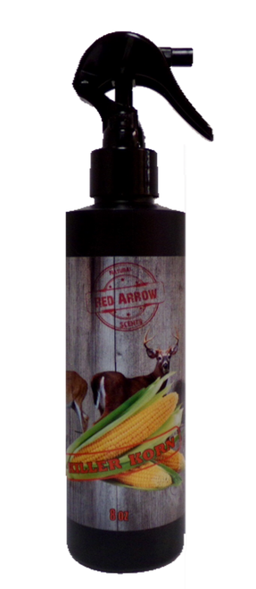 Killer Korn  (Sprayer) Attractant  8 oz.