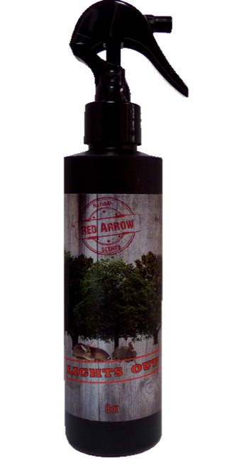 Lights Out Cover Scent (Sprayer) Attractant 8 oz.
