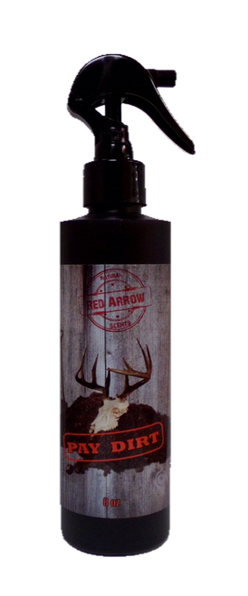 Red Arrow Scents Pay Dirt (Sprayer) 8 oz
