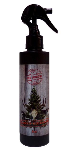 Red Arrow Scents Lost Cedar (Sprayer) 8 oz