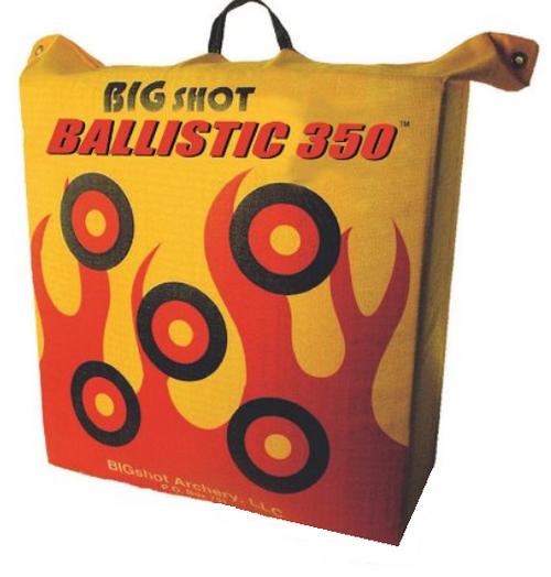 Big Shot Trophy Ballistic 350 Bag Target
