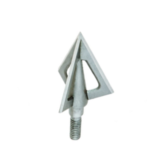 Allen BearTooth XL 3 Blade Fixed Broadhead 125 Grn