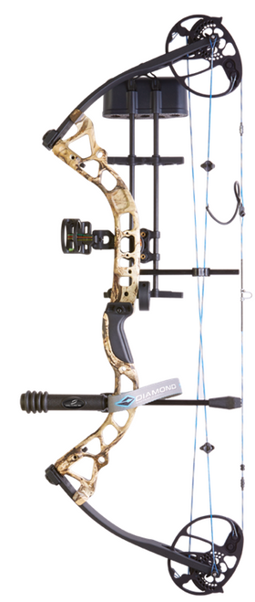 Infinite Edge Pro Pkg Mossy Oak RH