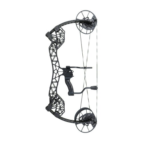 Gearhead Archery B24  Anodized Black