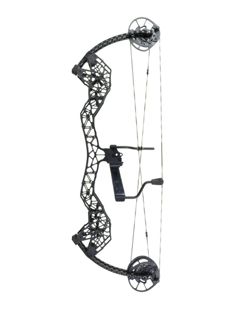 Gearhead Archery B34 Anodized Black
