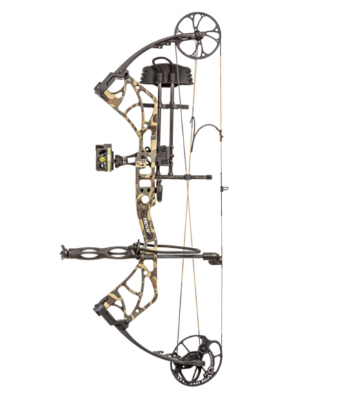 Whitetail Legend Package Fred Bear Camo RH 55-70