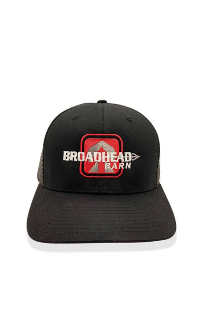 Broadhead Barn Red/White/Grey Mod Logo Flag Cap