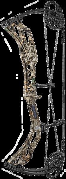 Elite Archery Valor Realtree Edge Camo RH
