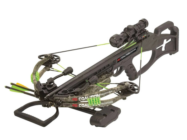 PSE Archery Coalition Frontier Crossbow
