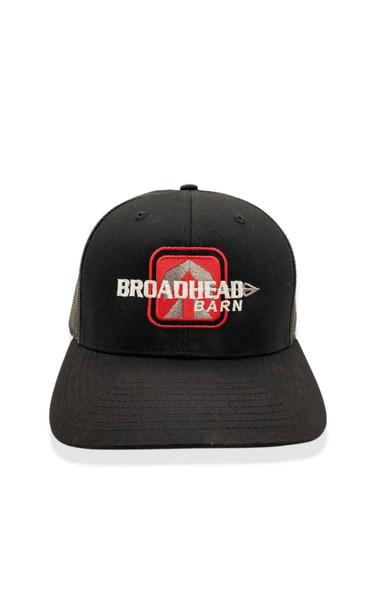 Broadhead Barn Red/White/Grey Mod Logo Flag Cap