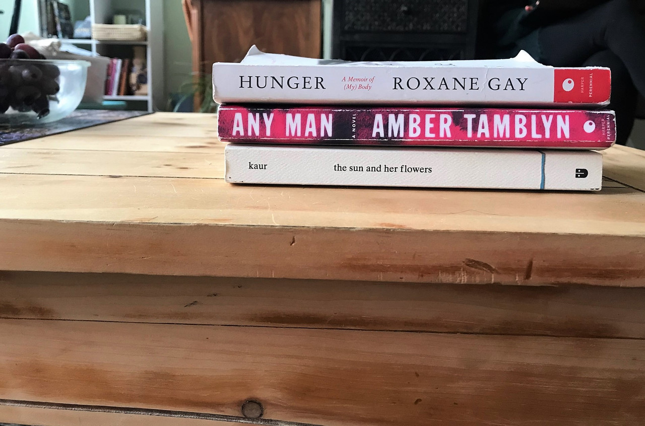 Feminist Books We're Reading
