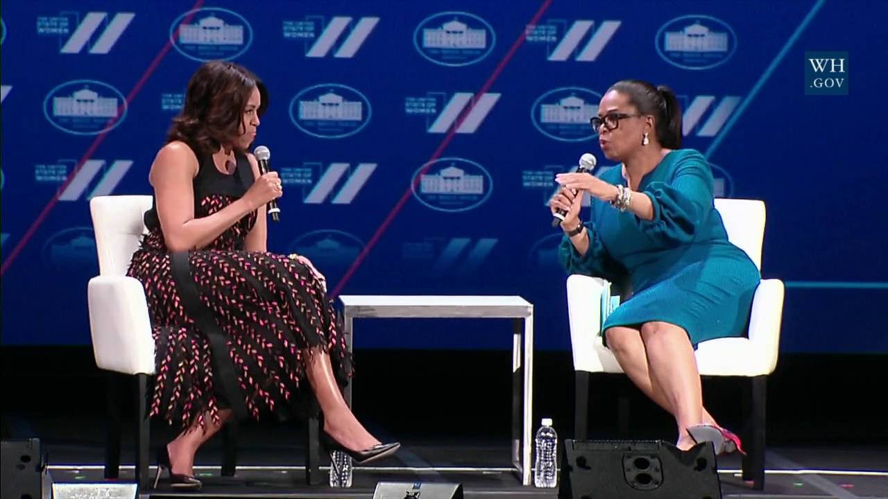 Highlights from United State of Women: Inspiring, Connecting, and Building a Better World for Women