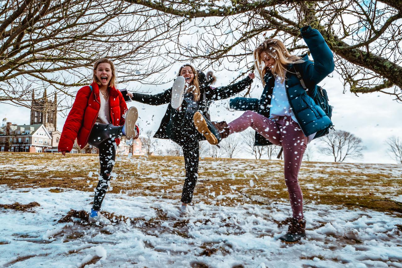 Favorite Unusual Winter Activities