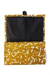 Wayfarer Jewelry Roll Travel Case - Confetti Brown