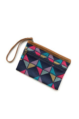 Colorful multi-purpose clutch | Fair Anita
