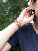 Quote wrap bracelet | Fair Anita