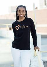 Love wins organic tee | Fair Anita