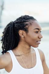 Two-tone stud earrings   Fair Anita