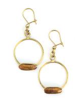 Maya Loop Earrings