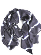 Tho Tie Dyed Silk Scarf