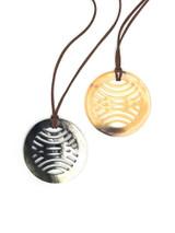 Long fair trade horn necklace | Fair Anita