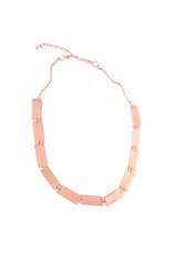Pretty Pathways Necklace - Copper