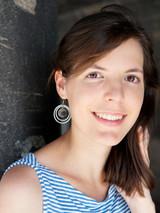 Medium silver earrings   Fair Anita