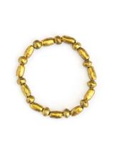 Upcycled artillery elastic bracelet | Fair Anita