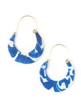 colorful hoop earrings | Fair Anita