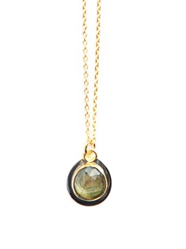 Tourmaline Medley Necklace