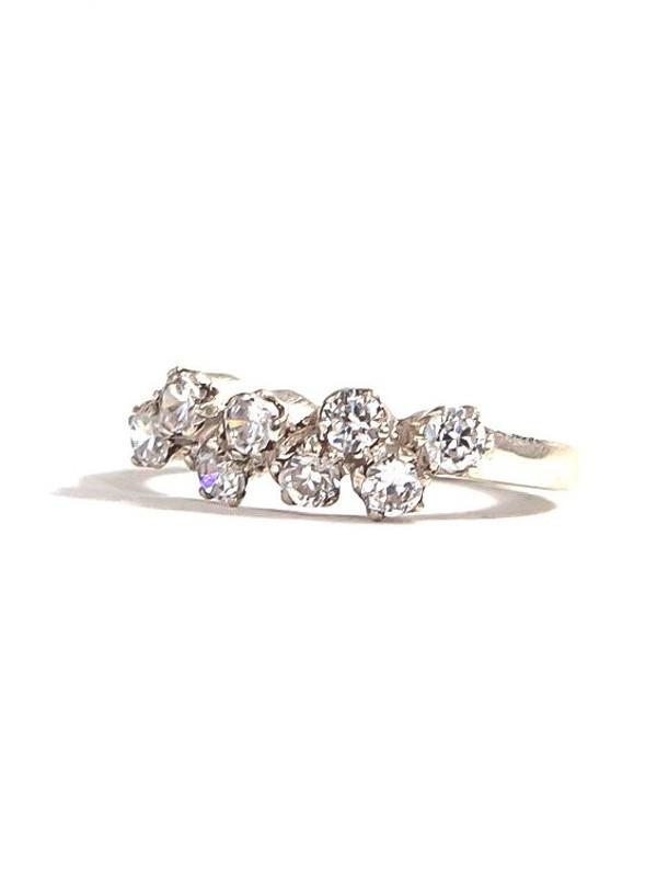 Galaxy Sterling Ring