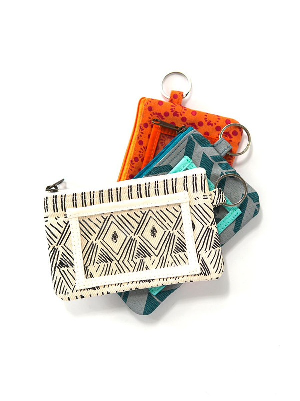 ID Case Zippered Pouch