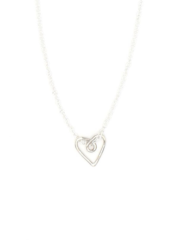 Sweetie Heart Sterling Necklace
