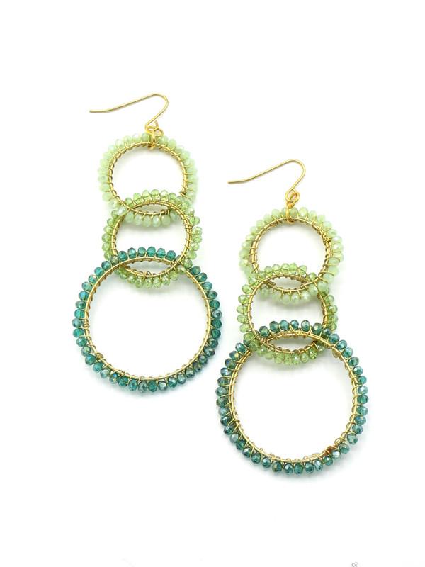 Faraway Fields Sparkle Earrings