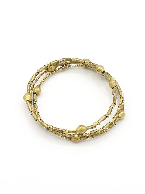 Remembrance Memory Wire Artillery Bracelet