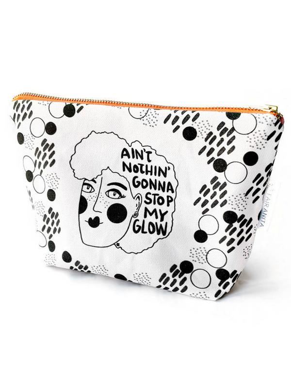 Glow Cosmetic Bag