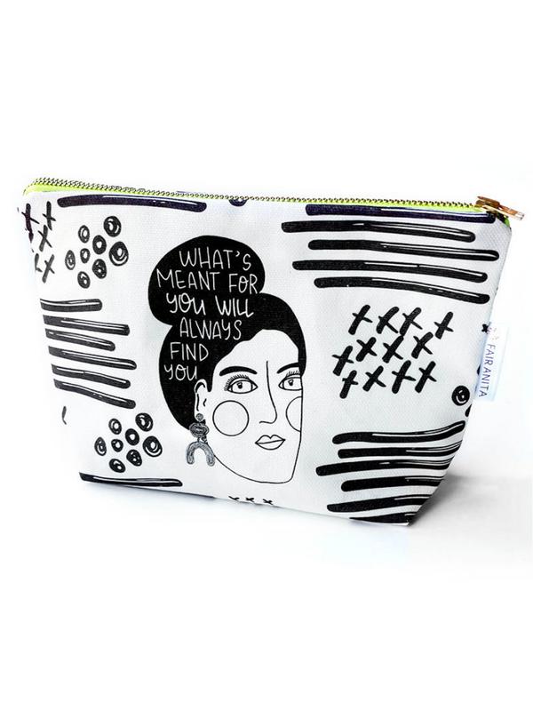 Serendipity Cosmetic Bag