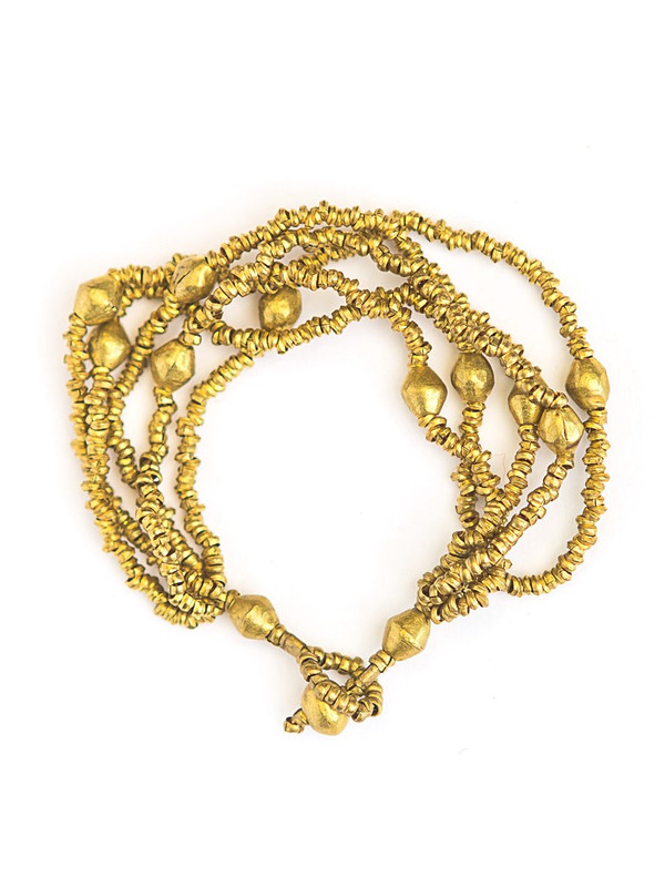Birhanu Bracelet - Gold