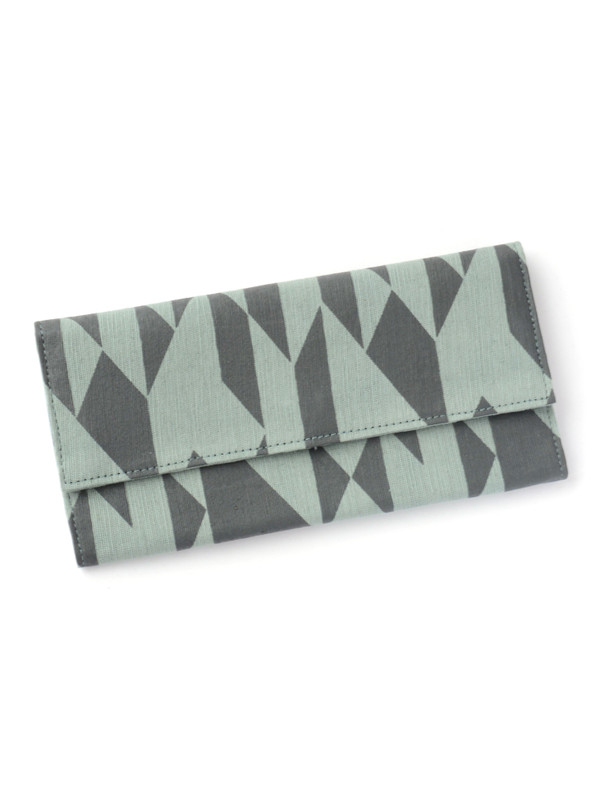 Looking Glass Clutch Wallet