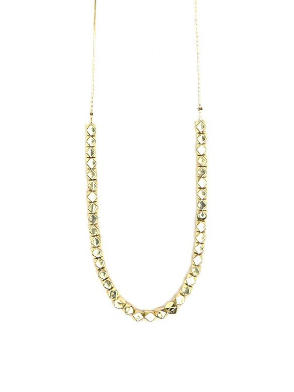 Golden Glow Necklace